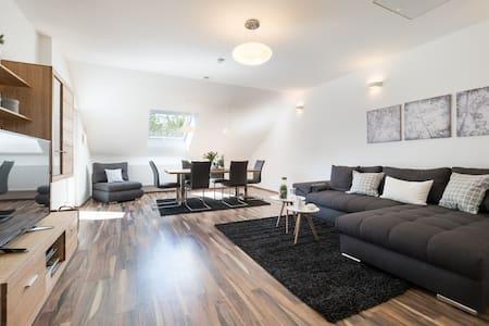 Miralior Apartment Mainz 5* DTV (ZDF) 3 Zim. 110qm