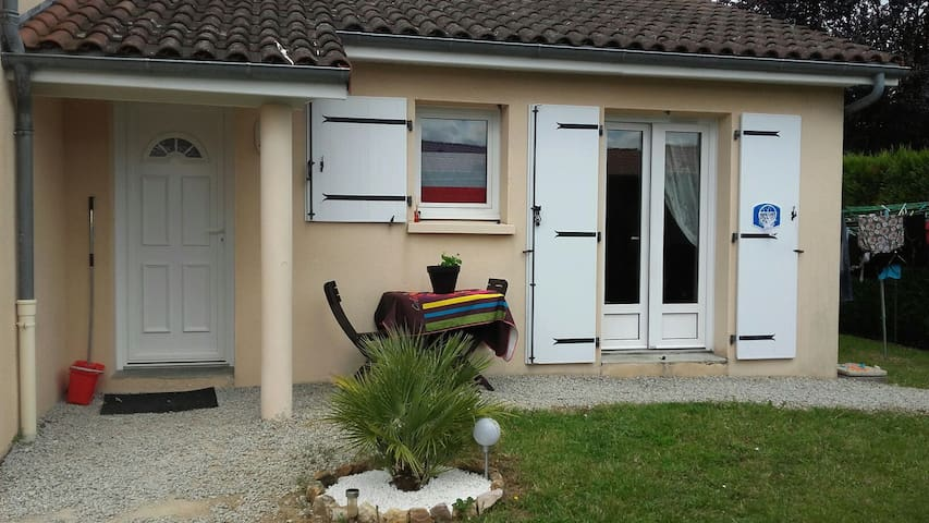 Belle maison familiale - Condat-sur-Vienne - Huis