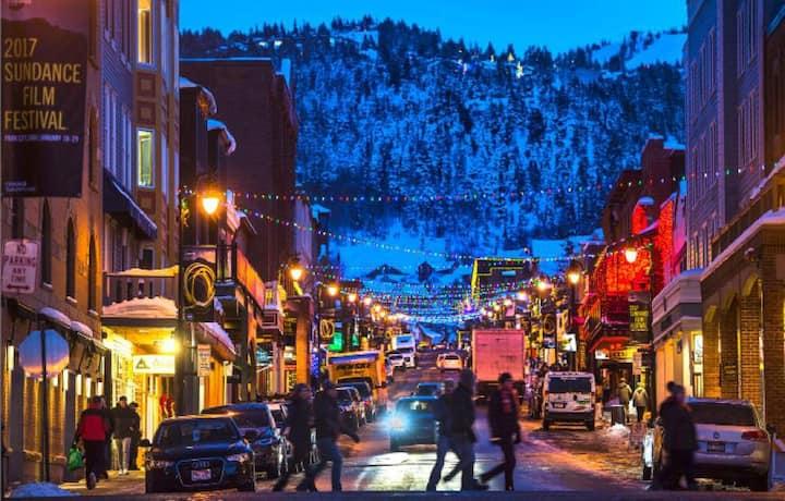 Park Hotel 1BR Condo on Main Street Ski Town Lift