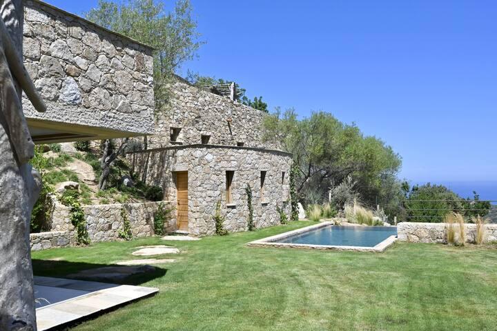 Villa d'architecte 5 chambres