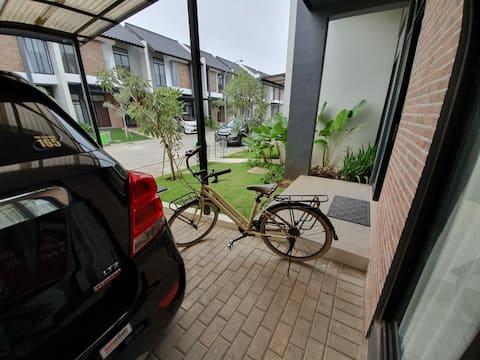 Adiba House: Para Toda a Família, Cidade Nova, Bandung