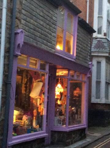 Quirky cottage - Saint Ives - Appartement