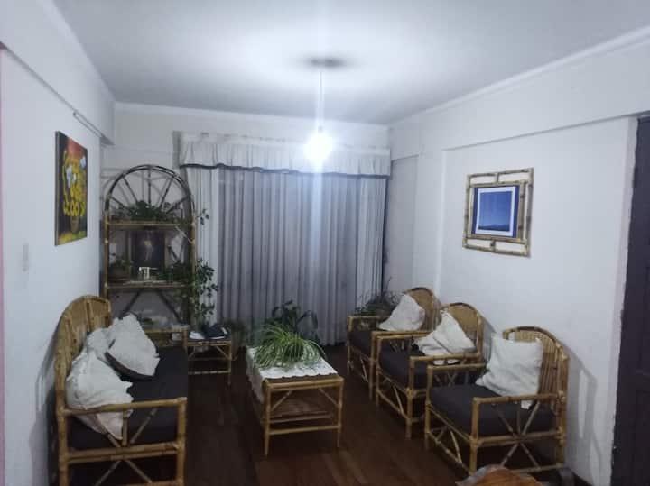 Espacio acogedor bien ubicado y funcional en Sucre