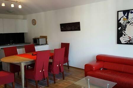 Magnifique appartement neuf, meuble design