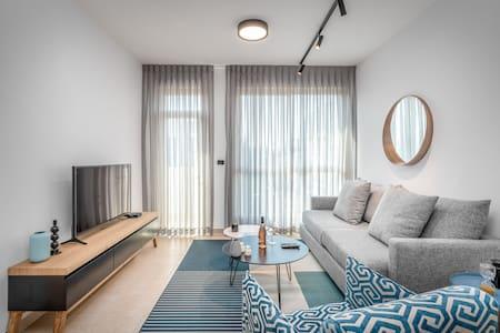 Hilton area - Charming 1BR apartment