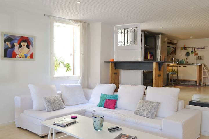 Amazing Apt in Old Town of Nafplio - Nafplion - Lejlighed