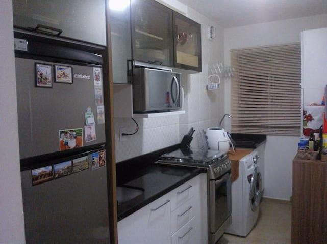 apartamento luxo - Jundiaí - Apartemen