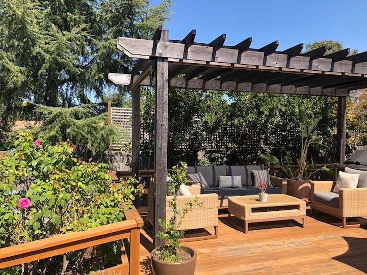 Lovely Corte Madera home