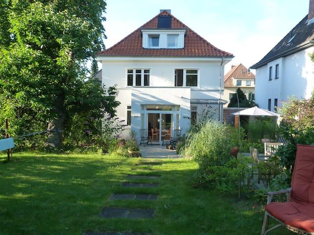 Osnabrück, Stadtwohnung zentru(SENSITIVE CONTENTS HIDDEN)ah - Osnabrück - Apartment