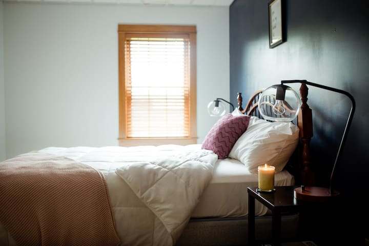 Room #1: is the perfect couples getaway