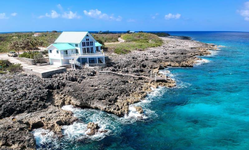 Little Cayman Ocean Front 3 Bedroom Private Villa