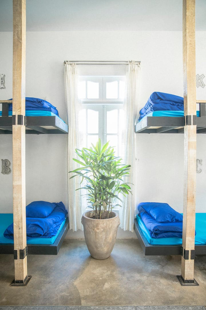 Le Jardin Homestay I Single Bed D in Dorm room