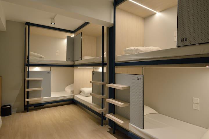 Atlas Hostel 2.0 Exit B1 Tsim Sha Tsui