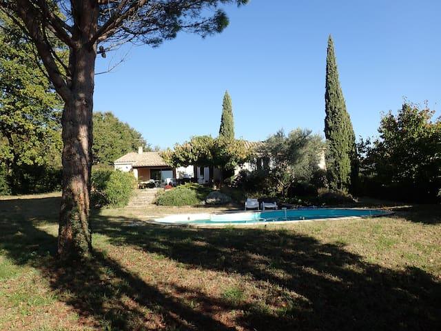 Détente et découverte en Drôme provençale