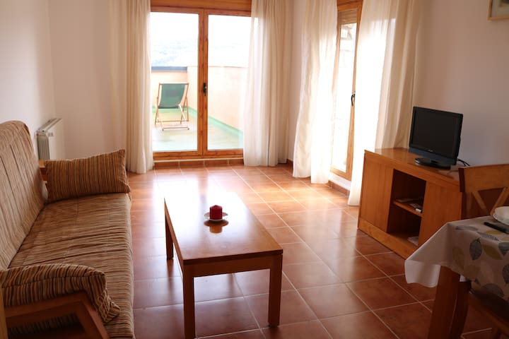 Apartment in La Cerdanya - Alp - Byt