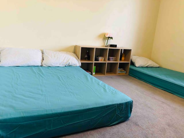 2 beds in big room in Prospect-tidy & convenient