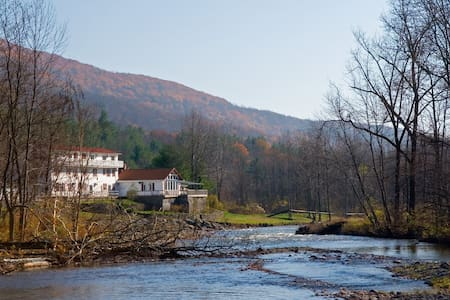 Luxurious Mountain Retreat - Shandaken