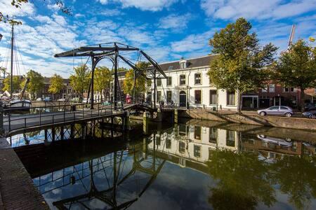 Another living box van Eva - Schiedam - Huoneisto