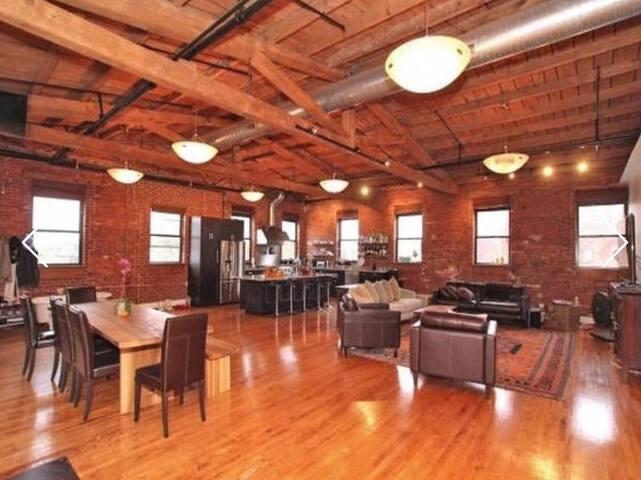 Beautiful Loft & Recording Studio - Philadelphia - Loft