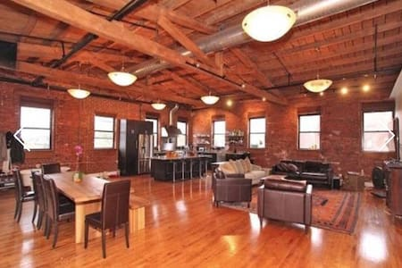 Beautiful Loft & Recording Studio - Philadelphia