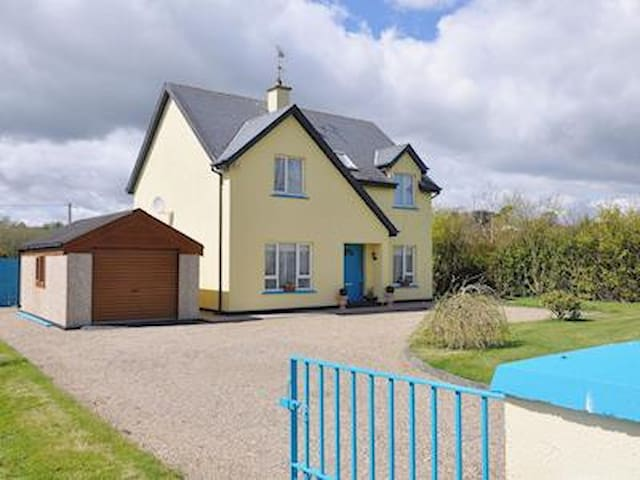 Stunning 4 Bed House close to Beach and village - Gorey - Huis