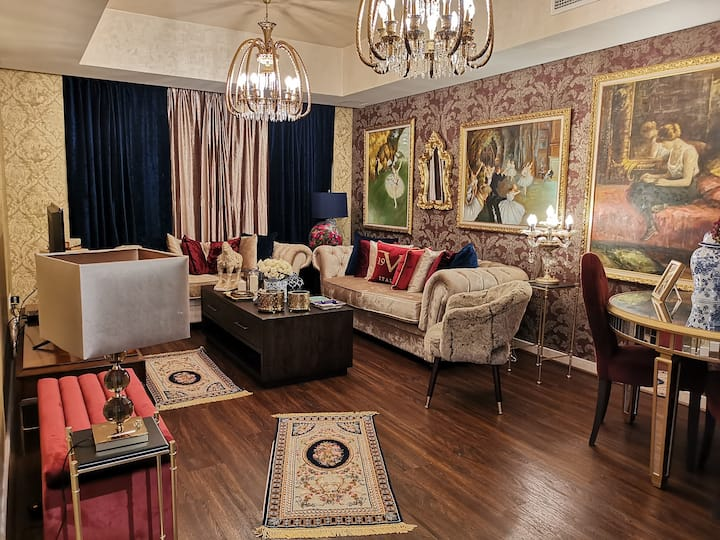 Top Luxury VIP Apartment - Only Lady