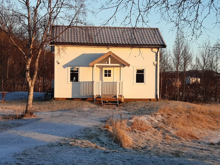 fritidshus i vakre Hamarøy
