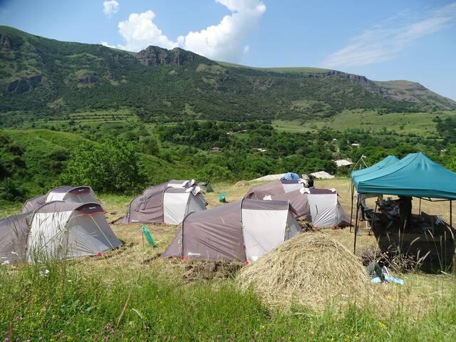 Artavan Campsite