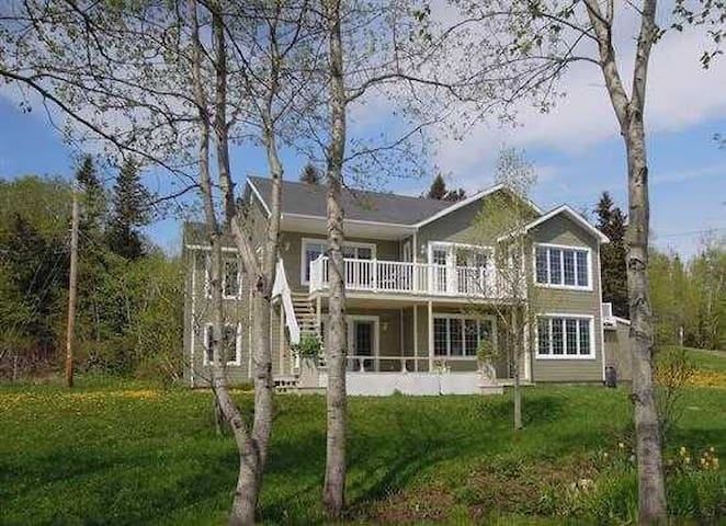 Maison de la Baie, étage supérieur.