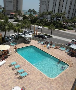 Affordable Efficiency in the Heart of Clearwater Beach #219- Best Rate on the Beach!
