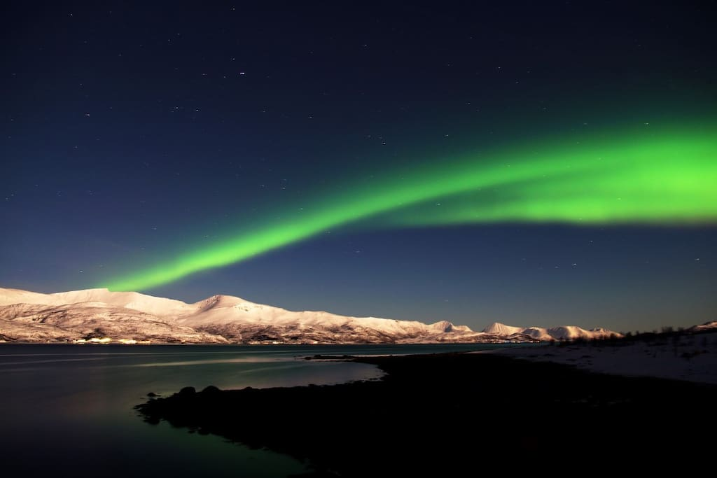 The House Of Aurora Borealis And The Midnight Sun Houses