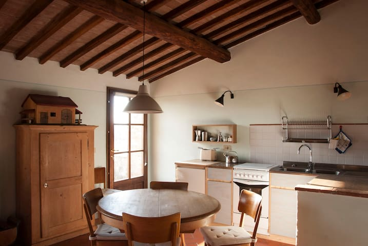 Country house at Podere Noceto