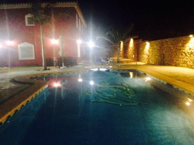 Villa rural  Adelina cerca de mojacar con piscina - Turre