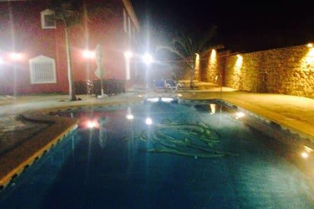 Villa rural  Adelina cerca de mojacar con piscina - Turre - House