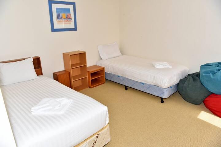 Bedroom 2 - Singles