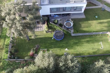 Your place with yard & terrace - Vilnius