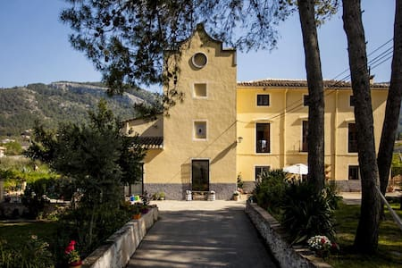 2 persoons kamer - Bocairent - Bed & Breakfast