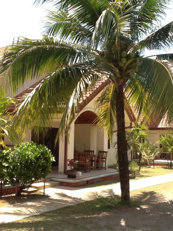 Feriehus på Ko Kho Khao