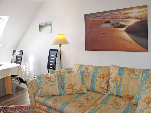 65 m² apartment Peerhuus in Friedrichskoog - Friedrichskoog - Daire
