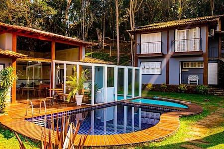 Villa Don - Chalés em Araras - Chalé 2