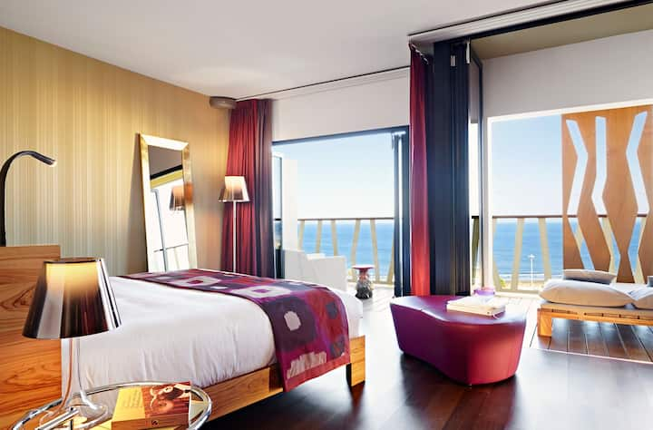 Hotel Bohemia Suites & Spa Adults Only - Junior Suite Ocean View (double)