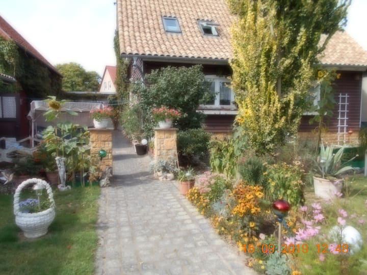 Schöne Ferienwohnung/Apartment in Dankerode/ Harz.