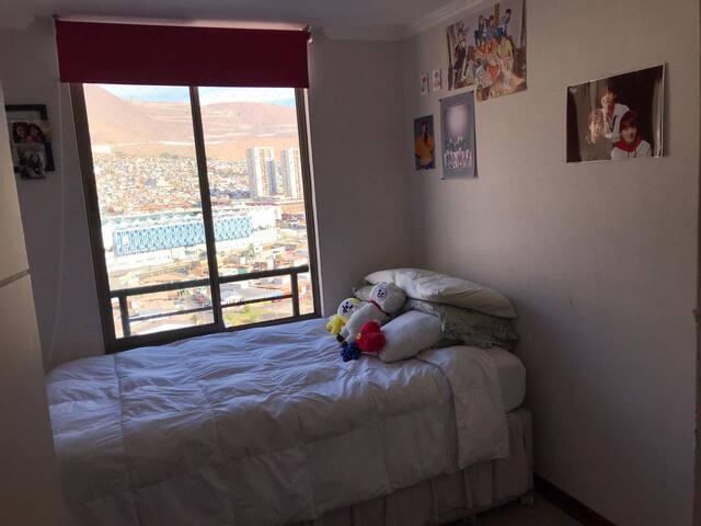 Habitación 2 personas cama nido