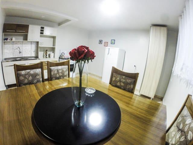 Apartamento próximo a rodoviária de Foz do Iguaçu