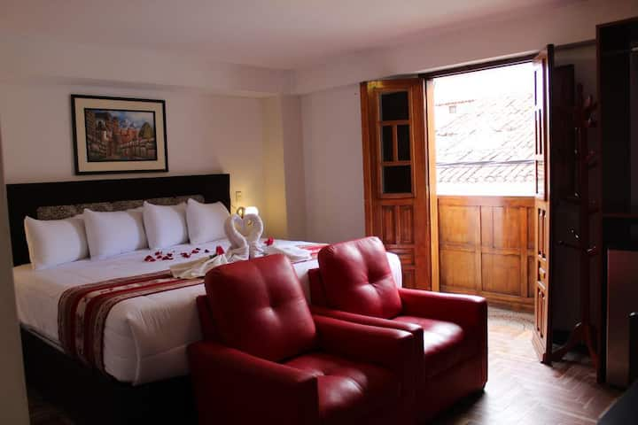 Kimsa Hotel Cusco