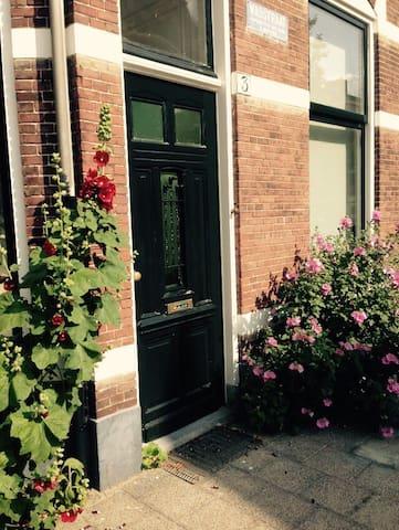 Herenhuis voor de vakantie vlakbij de kust - Leiden - Maison