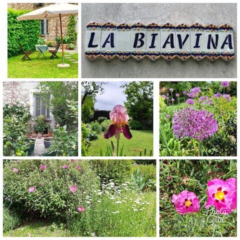 La Biavina between Serravalle Outlet & Val Borbera