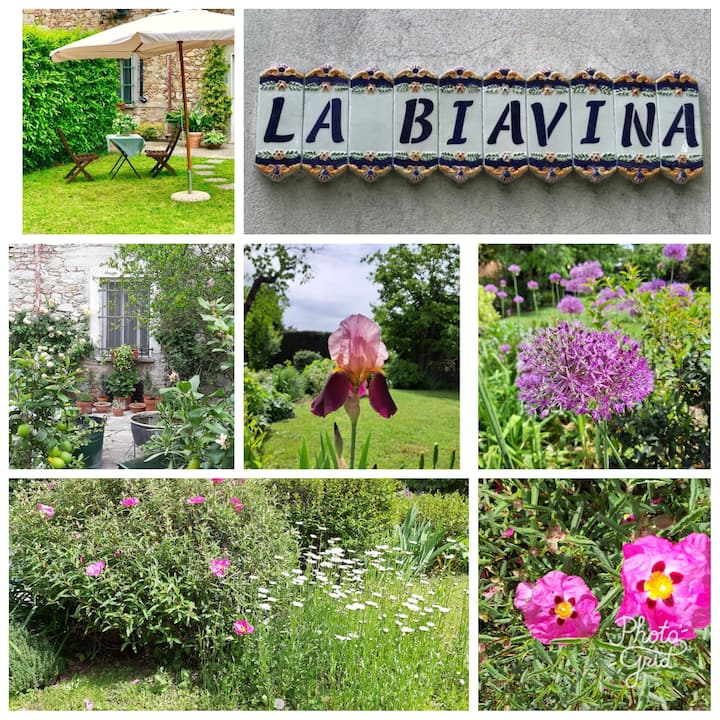 La Biavina between Serravalle Outlet & Val Borbera