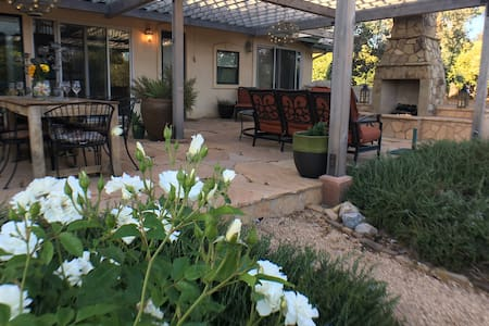 Elegant country living in the Santa Ynez Valley