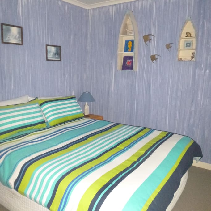 Bed 2 - QS Bed